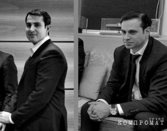 Тураб Мусаев и Талех Мусаев