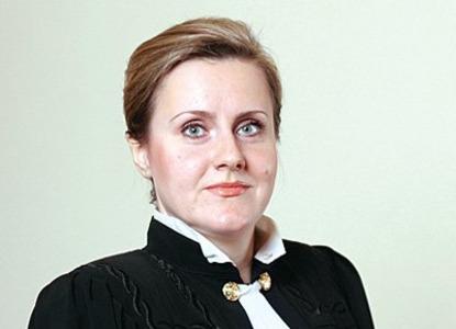 Судья Елена Кондрат
