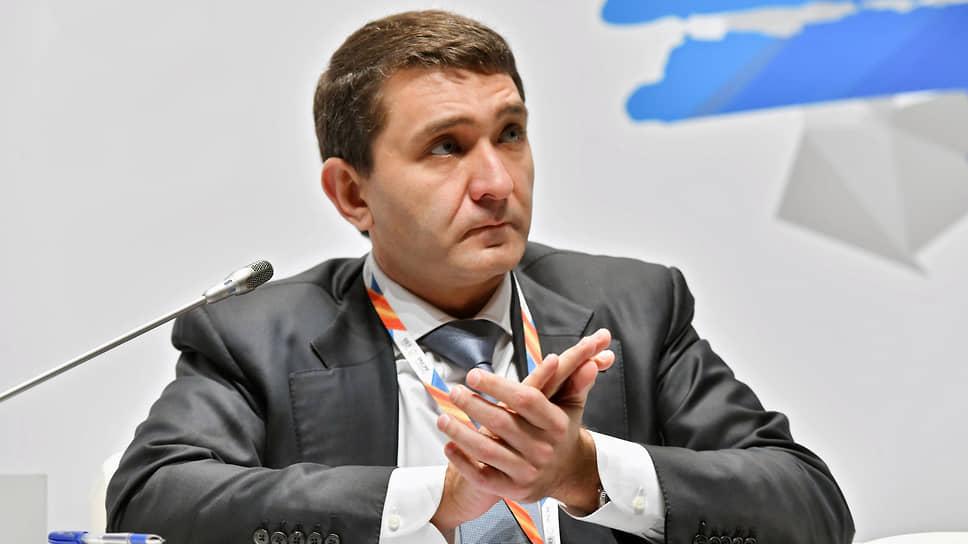 Павел Ливинский: Андрей Рюмин